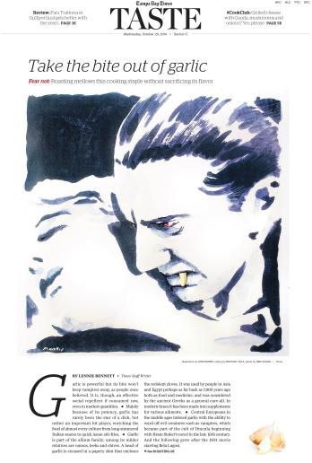 Taste cover | October 30, 2014