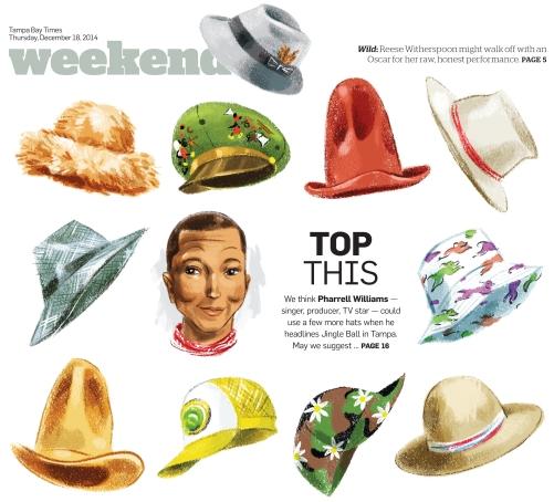 Weekend cover | December 18, 2014